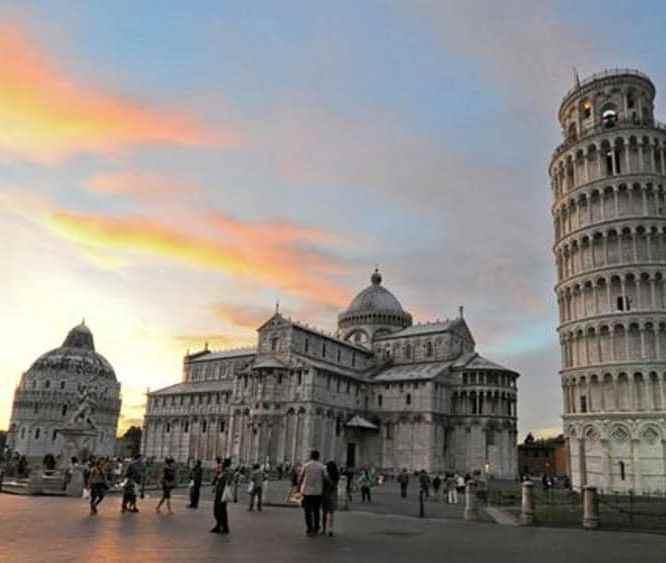 Dante and Pisa