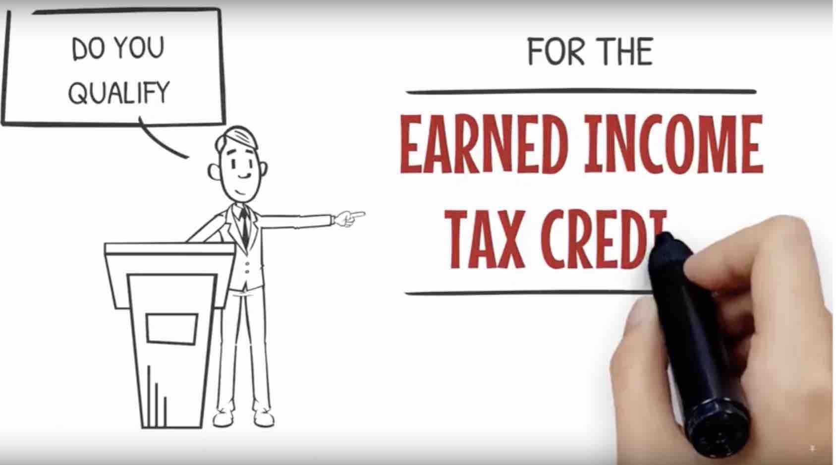 Earned Income Credit Table
