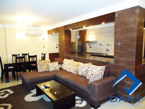 Ground Floor Apartment For Furnished In Al Rehab City