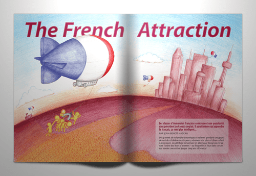 french attraction