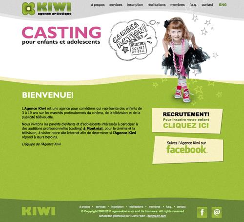 siteweb kiwi