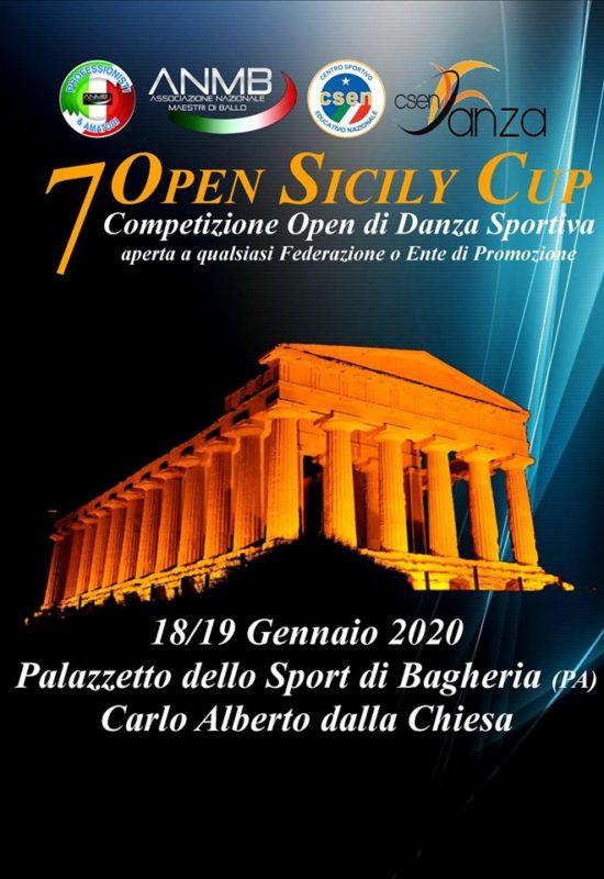 Locandina Open Sicily 2019