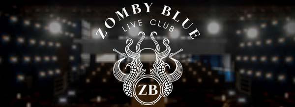 audizione ZOMBY BLUE
