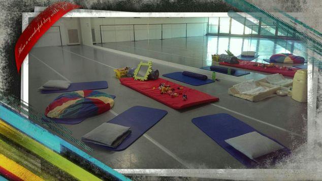 Sala per Yoga in Gravidanza