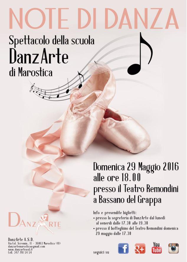 Saggio DanzArte 2016