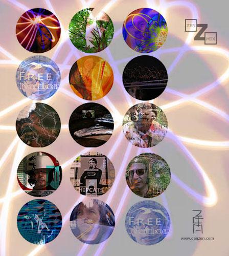 Zen Mix - Interactive Mixing Tool