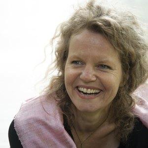 Gudrun Binder im Porträt