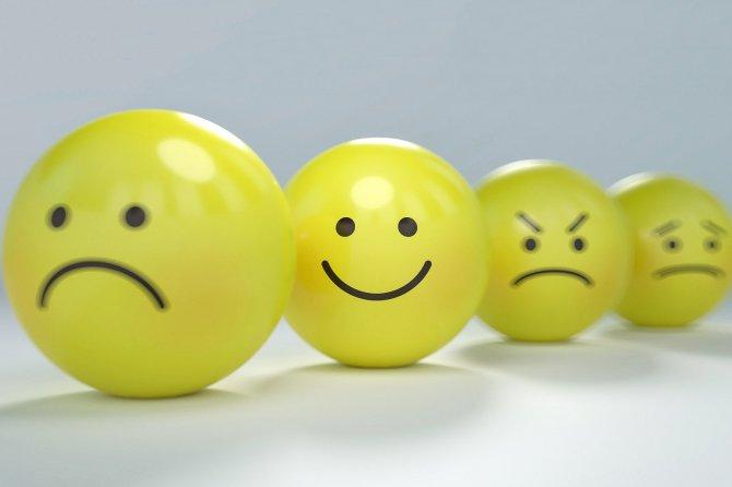 Selbsterfahrungswochenende Emotionale Kompetenz, Smileys