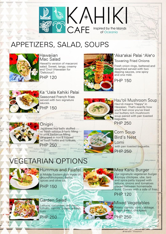 Kahiki menu3