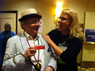 Gallifrey One 2013 - With Sylvester McCoy