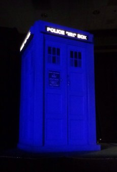 Gallifrey One 2013 - The Tardis