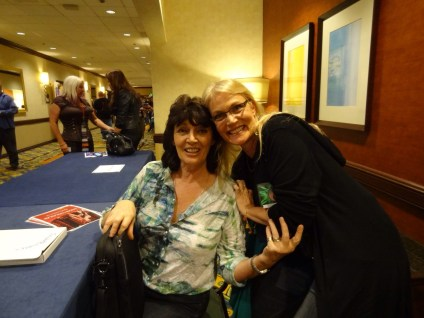 Gallifrey One 2013 - With Sarah Douglas