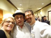 Gallifrey One 2013 - With Sylvester McCoy and Vito