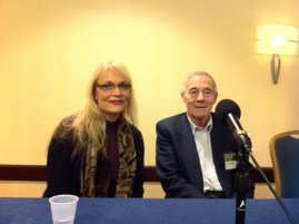 Gallifrey One 2013 - Companion Panel - With Michael Jayston