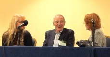 Gallifrey One 2013 - Companion Panel - With Michael Jayston and Deborah Watling