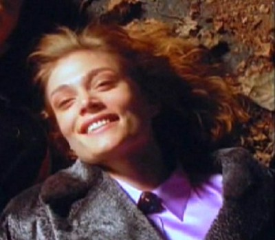 """""""Doctor Who"""" - On the cloister room floor - """"Dr. Grace Holloway"""""""