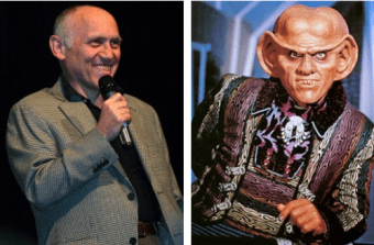 "Armin Shimerman - ""Star Trek: DS9"" - ""Quark"""