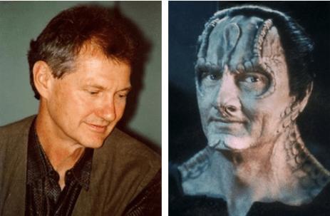 """Andrew Robinson - """"Star Trek: DS9"""""""