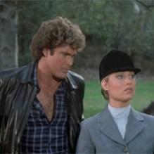 """Knight Rider"" - With David Hasselhoff"