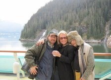 """Doctor Who"" Alaska Cruise 2010 - With Vito and Sylvester McCoy"