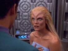 """Star Trek: DS9"" - ""Melora"""