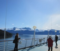 """Doctor Who"" Alaska Cruise 2010"