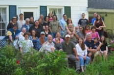 Family Reunion in Connecticut 2009