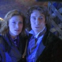 """With Paul McGann in """"Doctor Who"""""""