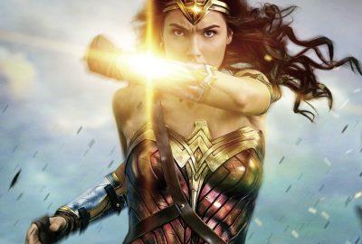 Filmplakat Wonder Woman