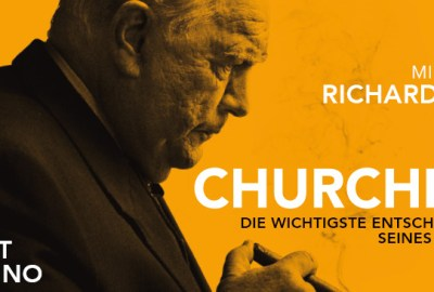 Filmplakat Churchill
