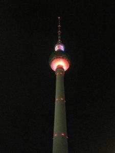 Bild Sehenswürdigkeiten in Berlin: Fernsehturm