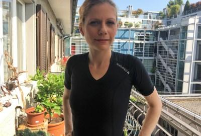 Bild des Anodyne Shirt für eine gesunde Körperhaltung