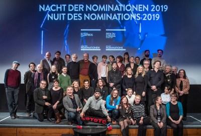Bild von den Nominierten