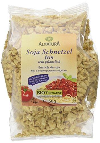 Bild der Soja Schnetzel von Alnatura