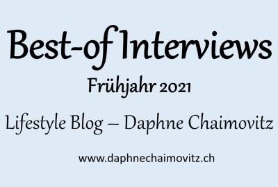 Bild des Best-of Interviews Frühjahr 2021