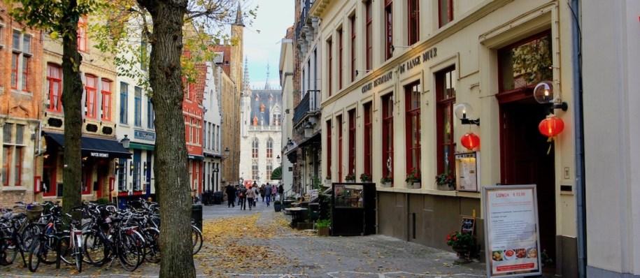 Hotspots Brugge een weekend in Belgie