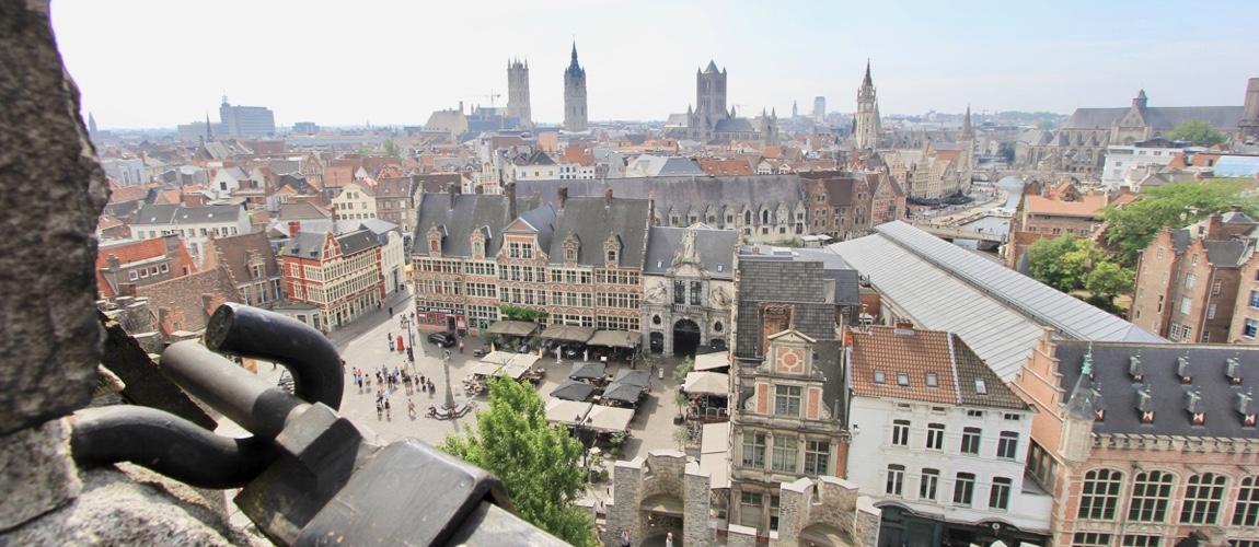 Doen in Gent: tips voor mooiste bezienswaardigheden in België
