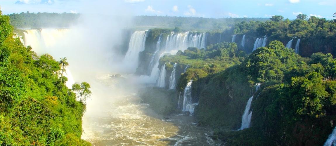 De mooiste watervallen ter wereld? Dit zijn ze!