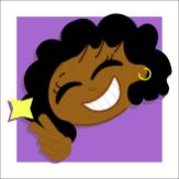 Logo Daphnée Zou Gaming carré violet