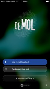 app wie is de mol