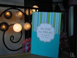 5 jaars dagboek