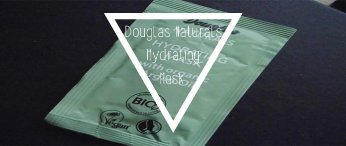 Douglas Naturals Hydrating Mask