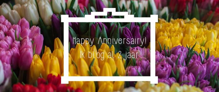 Ik blog al 2 jaar