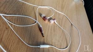 Stereo earphones Rock Mula