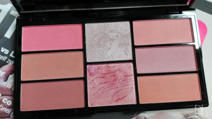 blush en highlight