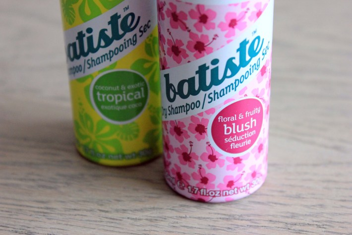 Batiste mini tropical & blush