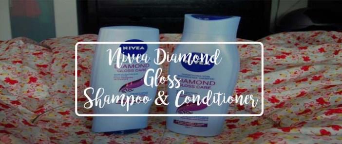 Nivea Diamond Gloss Shampoo & Conditioner