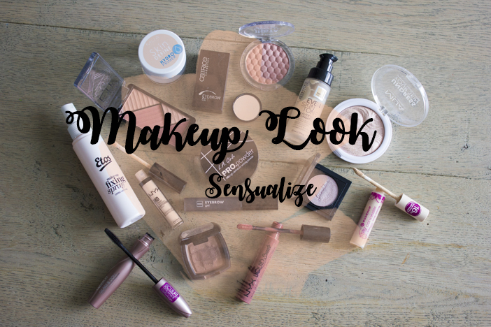 Makeup Look: Sensualize