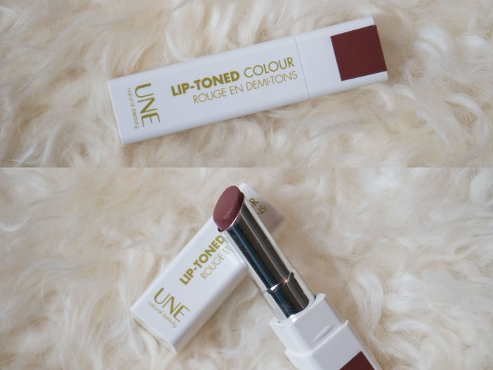 lips winter essentials 2018 UNE lip toned L07