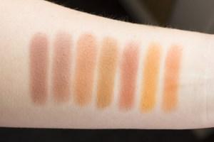 beautybay origin palette swatch transition